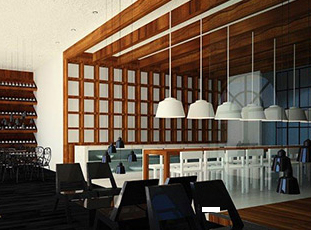 Leading interior design companies in uae-Hospitality