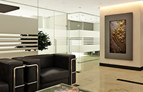turnkey office interior fit out company-mhidesign