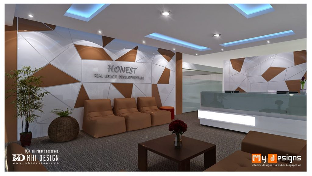 Office fit out company in Dubai