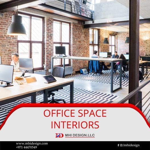 Commercial space interior design